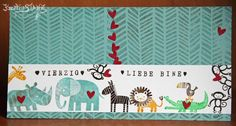 Zoo Babies - Stampin' Up!