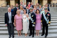 Royal Family Around the World: Christening of Prince Alexander of Sweden at…