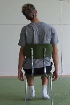 krná chrbtica cviky