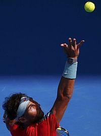 Open Australia 2014: Nadal se sobrepone a los elementos - MARCA.com