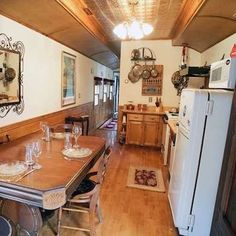 Victorian Train Car turned into house