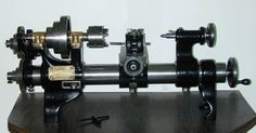 Drummond Brothers round bed lathe