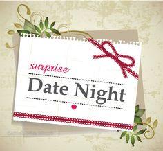 Surprise Date Night ideas