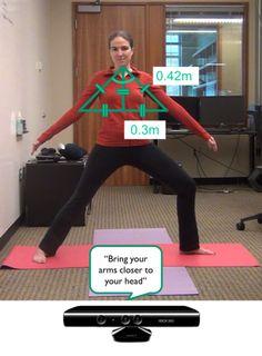Czy informatyka i inżynieria mają coś wspólnego z jogą? Okazuje się, że tak. Student Uniwersytetu w Waszyngtonie – Kyle Rector, wynalazł urządzenie, które pozwala ćwiczyć jogę osobom niewidomym i niedowidzącym. Urządzenie to śledzi ruchy danej osoby i daje jej dokładne wskazówki, jak ma skorygować ciało, by poprawnie wykonać pozycje jogi.