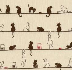 doodle cats, ha ha