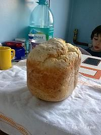 Paine de casa fara gluten si lactoza - Retetele utilizatorilor LaLena.ro Sans Gluten, Muffins, Bread, Breakfast, Wellness, Food, Houses, Muffin, Meal
