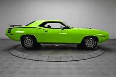 Enter to win this tricked out 1970 Plymouth Cuda @ http://portal.myclassicgarage.com/users/sign_up?referral_code=f2f4bf6da4