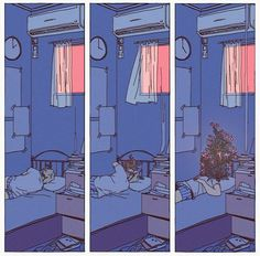 """theartidote: """"I miss you in a way that is changing me."""" —VàZaki Nada artwork by annaxiin"""