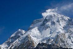 Broad peak, (8051m). Pakistan