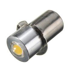 Best Price P13.5S E10 0.5W 1W 3W LED Flashlight For Interior Bike Torch Spot Lamp Bulb High Brightness DC3-18V Warm Pure White