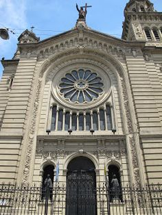 Iglesia San Juan Bautista :: Convento de Nuestra Señora del Pilar de Zaragoza CABA