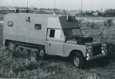 Australian Land Rover Owners - View Single Post - Weird And Wonderfull Old Army Land Rover Pictures.