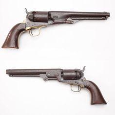 Colt Navy 1861 and colt Navy 1851