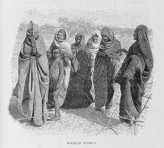 Moorish women. (1897)