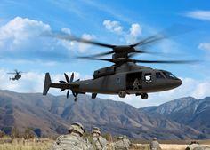 Новый вертолет-разведчик испытают в 2017 году