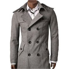 Men's Fall/Winter Coat