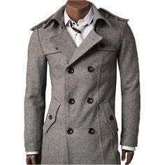 Men's Fall/Winter Coat