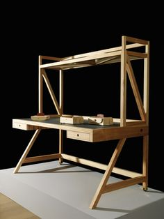 Jerome, workstation by David Kohn, Porro and Flatcut_