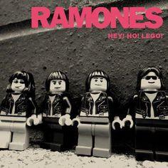 HEY HO LEGO!