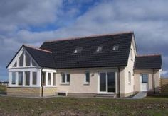 Strathnaver Kit Homes, Joinery, Countryside, Beautiful Homes, Building A House, Shed, Outdoor Structures, House Design, Mansions