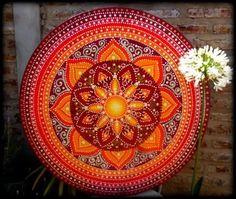 Cuadros Mandalas Decorativos, Diseños Únicos,pintados A Mano - $ 1.199,00