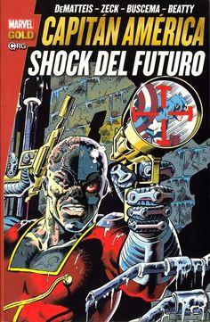 Capitán América | 2 NÚMS. | CBR | Español