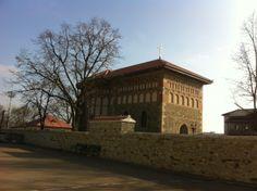 """Complexul Bisericii Domnesti """"Taierea Capului Sfantului Ioan Botezatorul"""", Vaslui...  http://www.tesalut.ro/vaslui/?&mid=1&q=biserici  (photo by George Veziteu)"""