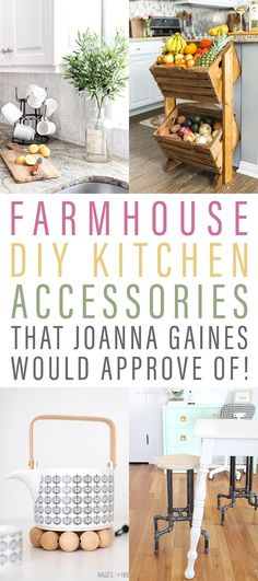 Farmhouse DIY Kitche
