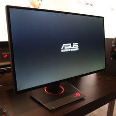 Computex 2015 - ASUS Announces New Gaming Displays