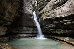 Buffalo River Waterfall AR