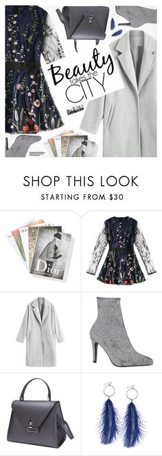 """""""Be Original"""" by pokadoll ❤ liked on Polyvore featuring Assouline Publishing and Hedi Slimane"""