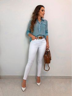 Chic Outfits For Edgy and Chic Outfits For Women fashion style stylish girl fashion womens fashion fashion outfits Source by Casual Work Outfits, Professional Outfits, Office Outfits, Work Attire, Classy Outfits, Chic Outfits, Spring Outfits, Fashion Outfits, Hijab Casual