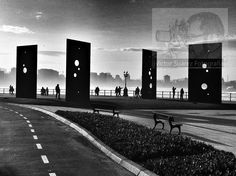 Las Chaponas de Gijón, #escultura #gijon #turismo #fotografia #asturias