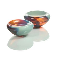 Cell Bowl Med Shiny Cherry Turq, $185, now featured on Fab.