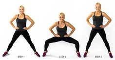 Thunder Thighs No More: 58 Must-Try Toning Moves | Skinny Mom | Where Moms Get The Skinny On Healthy Living