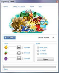 Dragon City Cheat Engine | Dragon City Hack Tool 2013 Bot Trainer