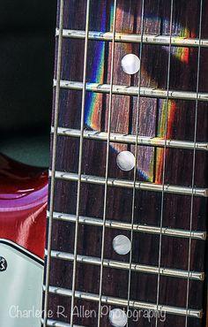 #Music, #Guitar, #Frets, #Prism