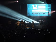 Unashamed Tour 2012 - hearing the Gospel through rap music is a pretty cool experience