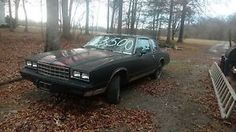 1985 Chevrolet Monte Carlo Cl - item condition used i have owned this car since 1999 have done several upgrades it has ss interior gage surroundings ss wheels with a full size