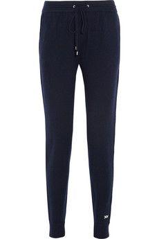 Banjo & Matilda Beach cashmere track pants | NET-A-PORTER