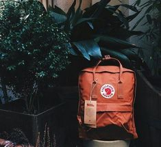 Fjallraven Kanken ~orange~