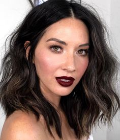 This Is The Lipstick Color You Should Be Wearing For Fall