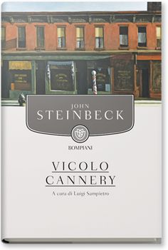 24/2014 - John Steinbeck - Vicolo Cannery
