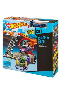 Mattel 'Hot Wheels® - Rinse & Race' Play Set