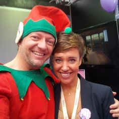 Meet Stuart, the Perception Birthday Elf with Elodie from the Hotel Metropole Brussels taking a #BirthdayElfie #selfie to celebrate Perception's 10th birthday!  Tweet @PerceptionSales and @officeshow with your Elfie using #Perception10 and have the chance to win some very special VIP prizes...