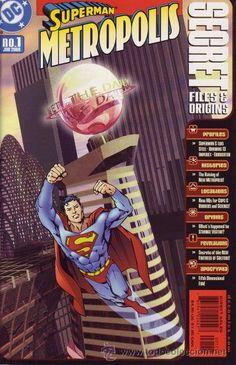 SUPERMAN METROPOLIS SECRET FILES