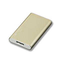 aluminum 2.5 Inch HDD Case mSata to USB 3.0 Hard Drive Disk SATA External Storage Enclosure Box with USB Cable free shipping