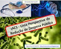 Segurança do Doente: IACS - Uma Perspectiva de Redução de Despesa Públi...