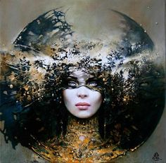 Paintings by Karol Bak  https://www.facebook.com/Banneraddesigner