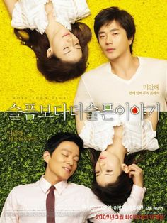 10/10 More Than Blue (2009) Korean Movie. *I went through an entire box of kleenexes watching this film.